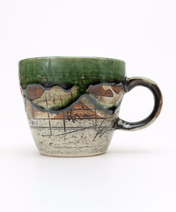 林英樹 STROLL GARAGE マグカップ