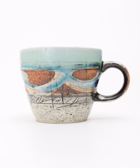 STROLL GARAGE 林英樹 マグカップ