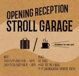 STROLL GARAGE POP UP STORE
