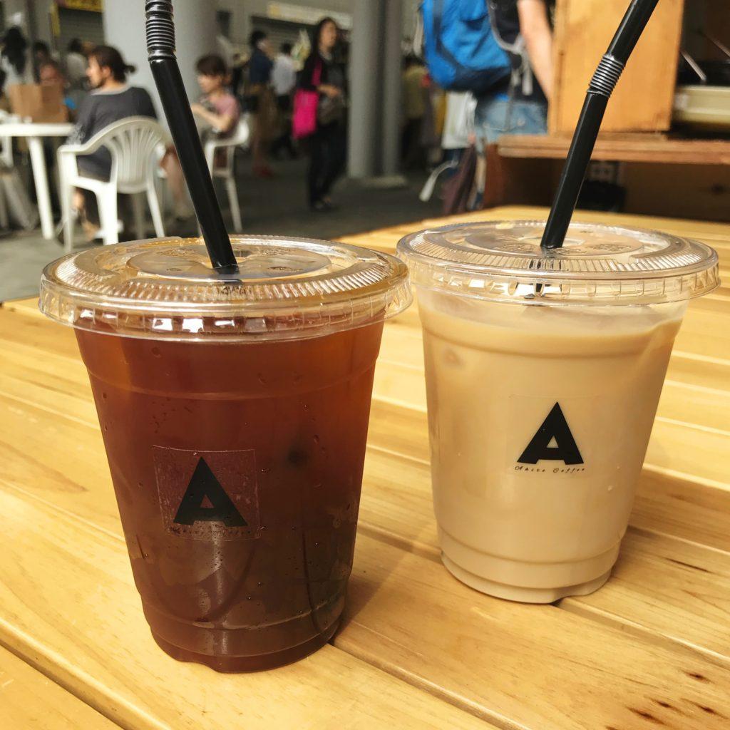 ストロールガレージブログ 東京蚤の市 AKITO COFFEE アキトコーヒー