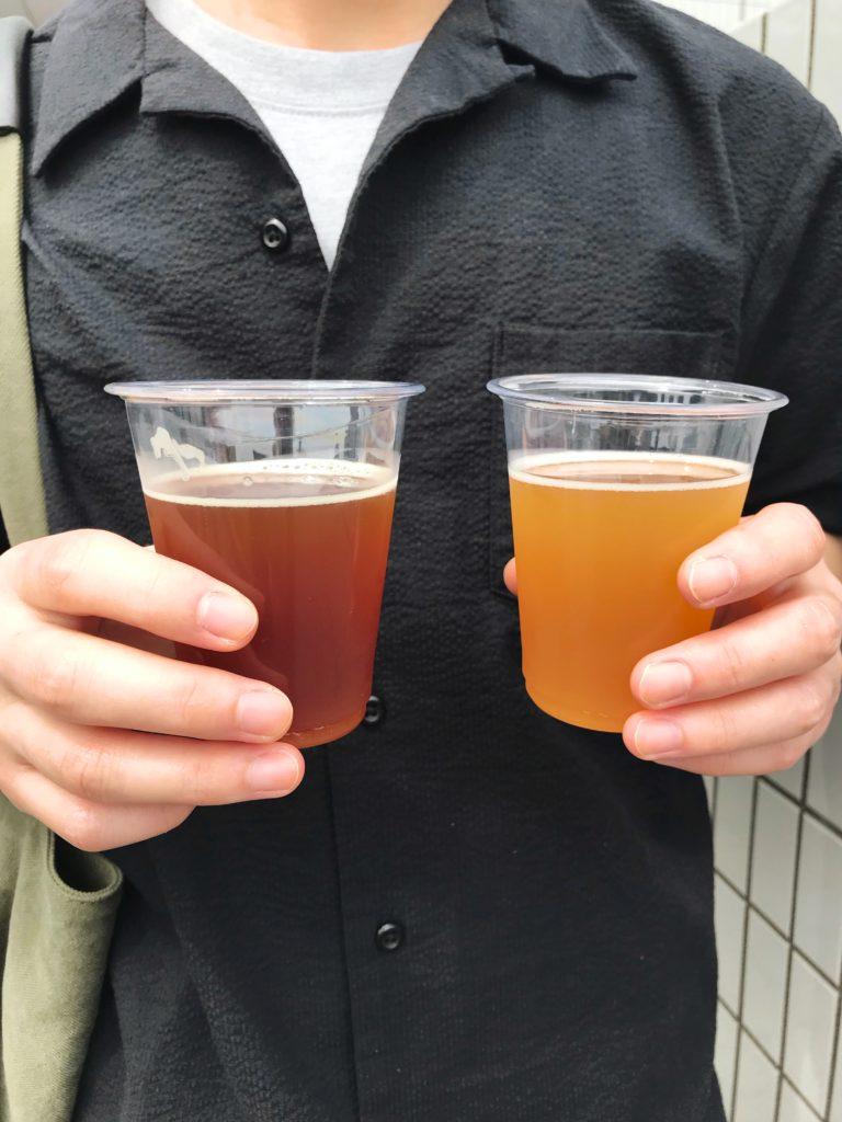 ストロールガレージブログ 東京蚤の市 TOKYOBEERPORTER クラフトビール