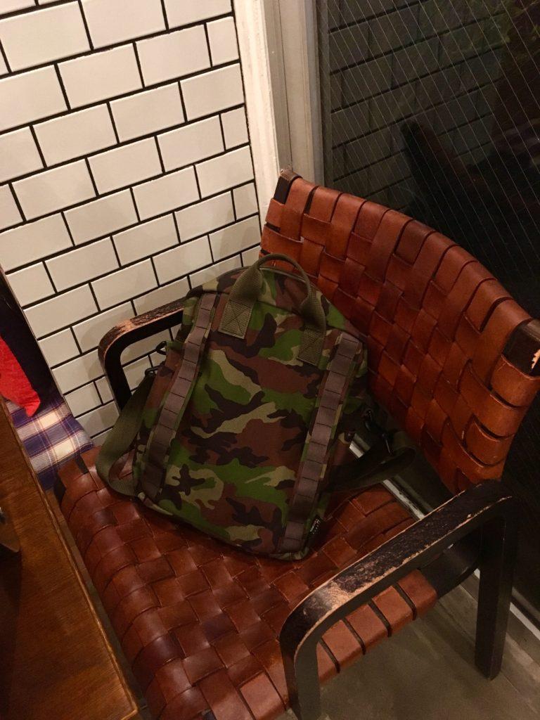 ストロールガレージ ブログ ストロールバッグ