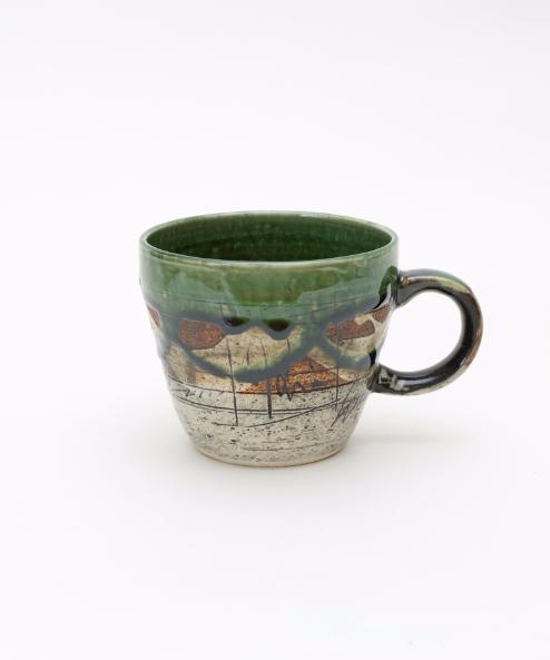 林英樹 STROLL GARAGE コーヒー