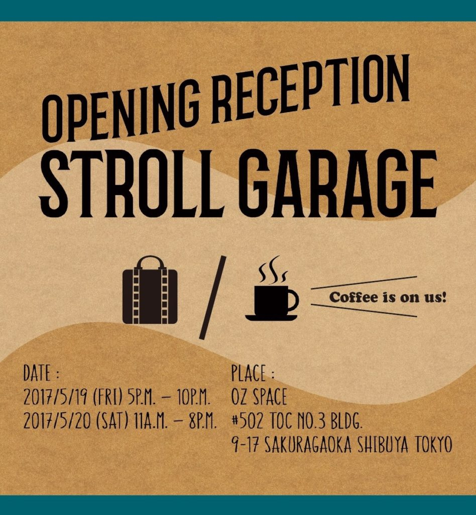 STROLL GARAGE POP-UP-STORE