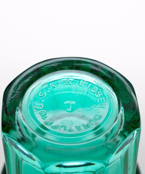 STROLL GARAGE オリジナルグラス リビー 底