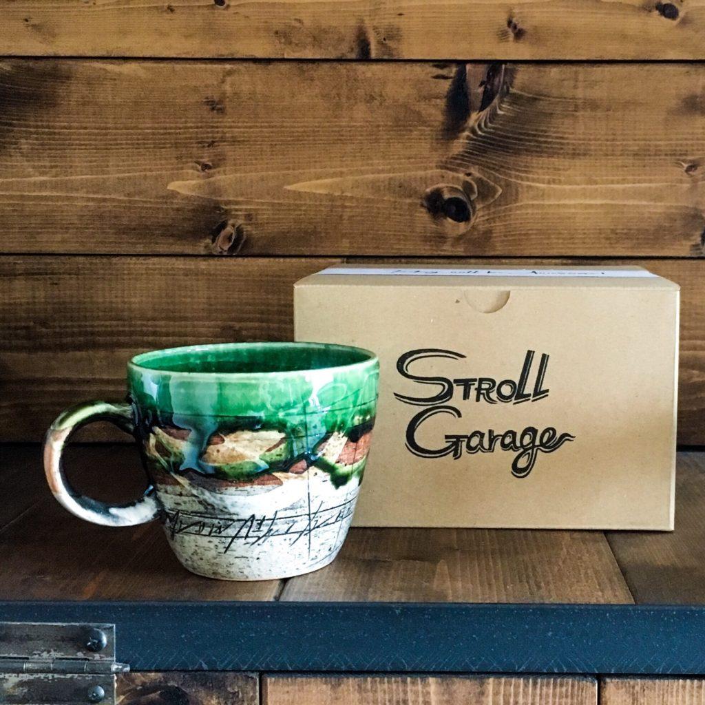 STROLL GARAGE ブログ 林英樹 マグカップ ギフト