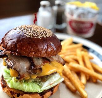 ストロールガレージブログ ハンバーガー 銚子グルメ