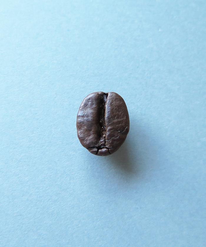 ストロールガレージ ビーンズジュエリー コーヒー豆ネックレス ガレージビーンズ 珈琲豆アクセサリー コロンビア