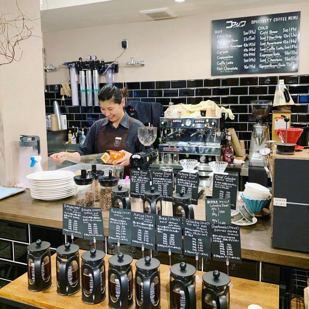 ストロールガレージ 広がれコーヒー好きの輪 コフィノワ 蔵前カフェ 東京カフェ