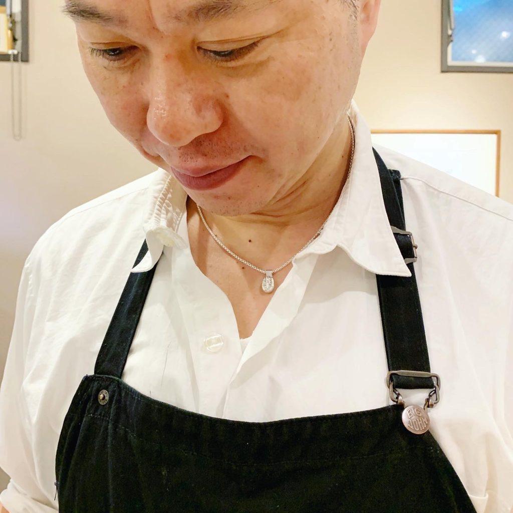 ストロールガレージ 広がれコーヒー好きの輪 蔵前カフェ コフィノワ コーヒー豆のネックレス