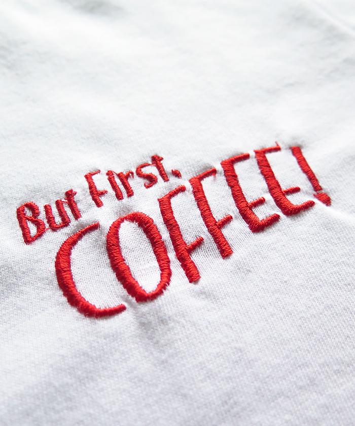 ストロールガレージ コーヒーのTシャツ コーヒーが好きな人へプレゼント