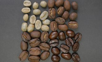 ストロールガレージ コーヒー好き コーヒー豆のアクセサリー