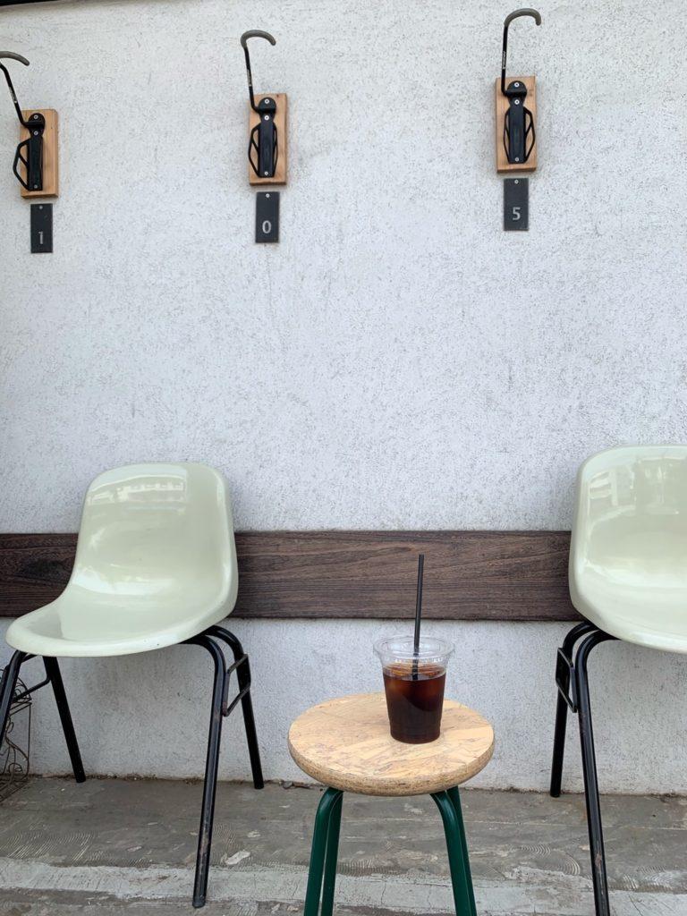 ストロールガレージ 調布カフェ パントリーコーヒー 東京カフェ