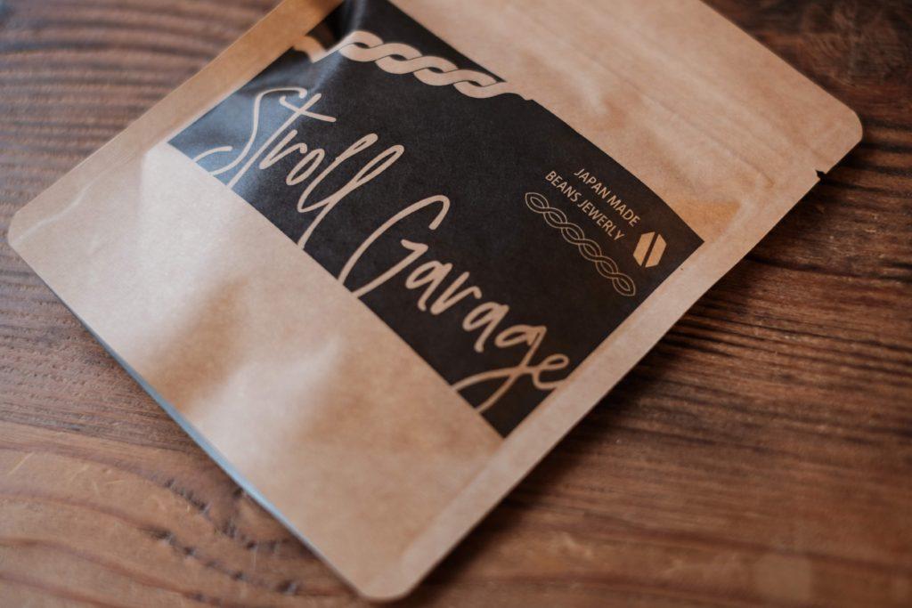 ストロールガレージ 珈琲豆のアクセサリー コーヒー好きな人 プレゼント