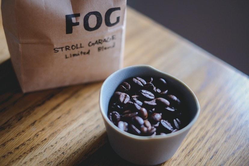 ストロールガレージ コーヒーのアクセサリー シルバーアクセ シルバージュエリー
