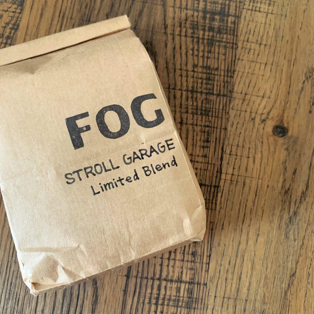 FOG coffee ストロールガレージ コーヒー通販