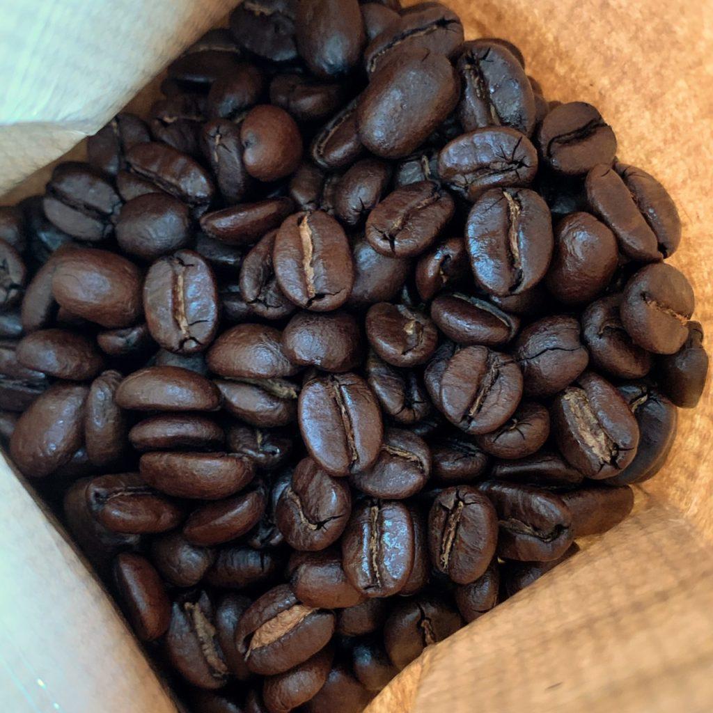 ストロールガレージ フォグコーヒー 大曲カフェ オリジナルブレンド