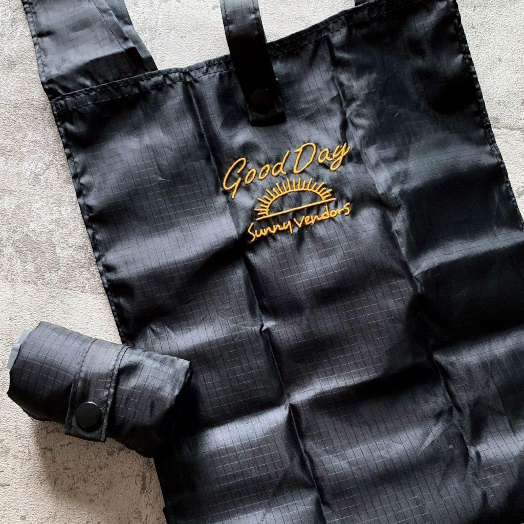 ストロールガレージ メンズエコバッグ 男が持ちやすいエコバッグ レジ袋