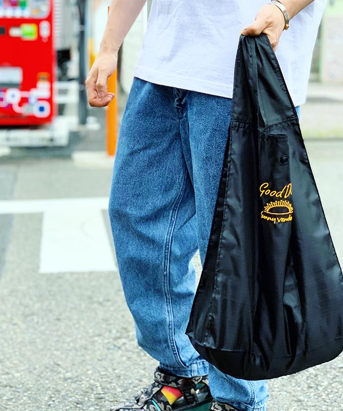 メンズエコバッグ 男性が持ちやすいエコバッグ ショッピングバッグ 折り畳み 折りたたみ メンズ