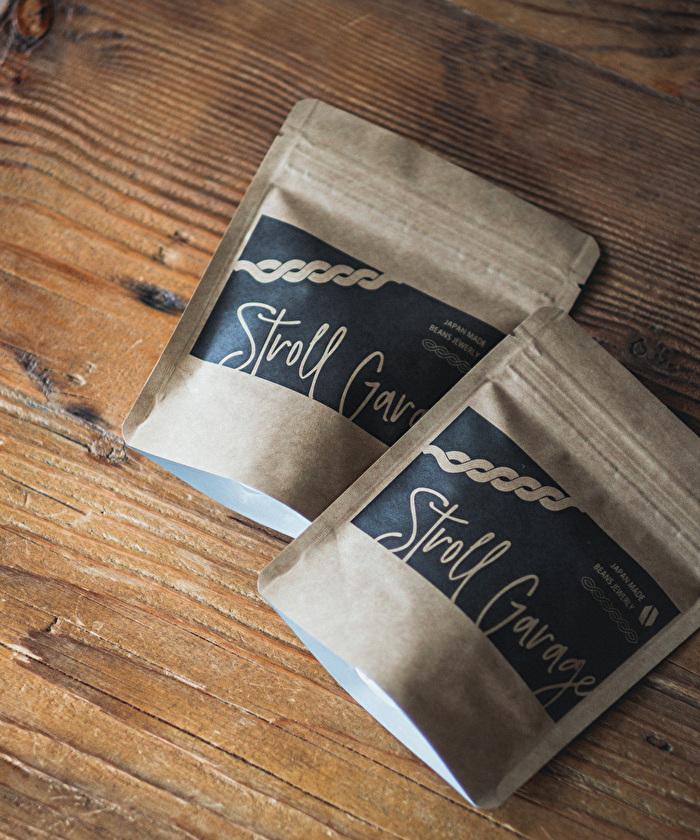ストロールガレージ コーヒー豆 リング シルバーアクセ メンズジュエリー インディアンジュエリー サムリング