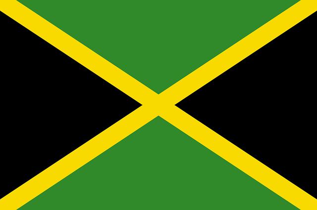 ストロールガレージ コーヒー原産国 国旗 オリジンリング ジャマイカ シルバーアクセ ゴールドリング